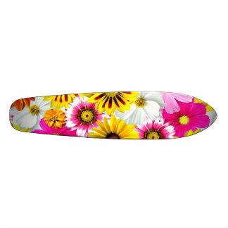 [FLOW-001] Flower power Skate Board Deck