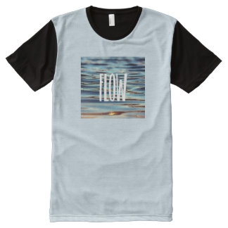Flow All-Over Print T-Shirt