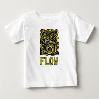 """Flow"" Baby Fine Jersey T-Shirt"