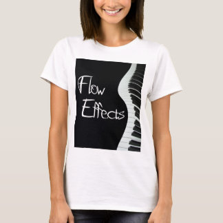 Flow Effects Piano T-Shirt