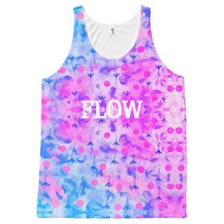 Flow flower All-Over print singlet