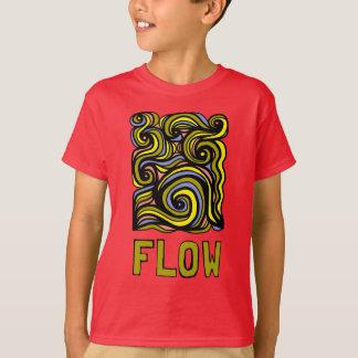 """""""Flow"""" Kids' Hanes TAGLESS® T-Shirt"""