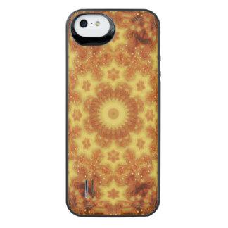 Flow of Creation Mandala iPhone SE/5/5s Battery Case