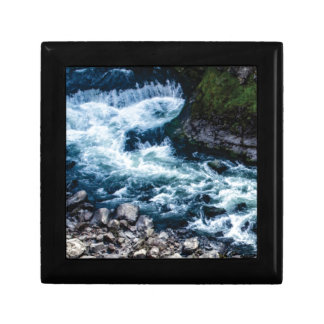 flow of the river white gift box