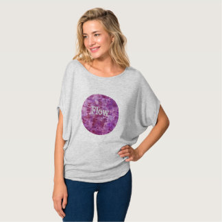 Flow print T-Shirt