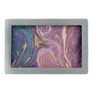 Flowdance Rectangular Belt Buckles