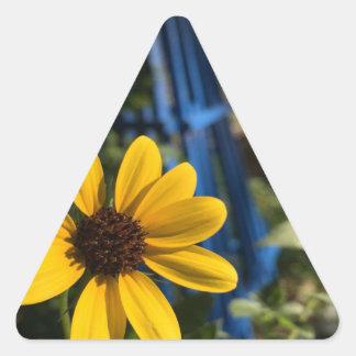 flower1.jpg triangle sticker