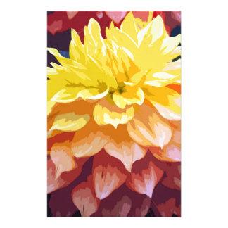 FLOWER 13 CUSTOM STATIONERY