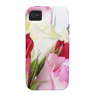 flower-316621 flower flowers rose love red pink ro iPhone 4/4S cover