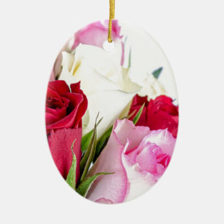 flower-316621 flower flowers rose love red pink ro ceramic oval decoration