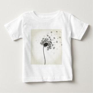 Flower a dandelion baby T-Shirt