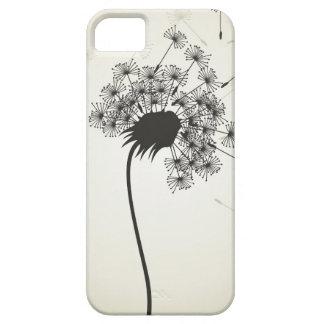 Flower a dandelion iPhone 5 cases