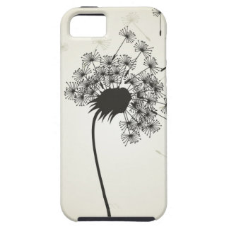 Flower a dandelion iPhone 5 cases
