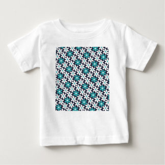 flower abstract pattern baby T-Shirt