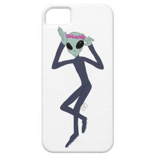 flower alien iPhone 5 case