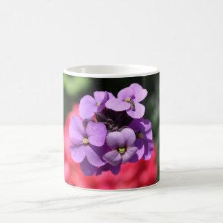 Flower and the Bee Coffee Mug
