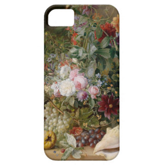 Flower Arrangement and Seashell Barely There iPhone 5 Case