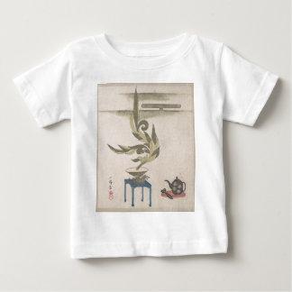 Flower Arrangement - Utagawa Itchinsai Baby T-Shirt