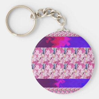 Flower based textures n patterns on Giveaway GIFTS Key Chain