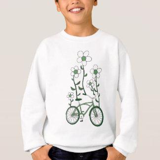 Flower Bike Sweatshirt