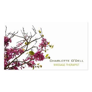 Flower Blossom Business Cards