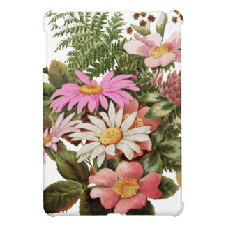 flower bouquet cover for the iPad mini