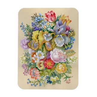 Flower Bouquet Flexi Magnet