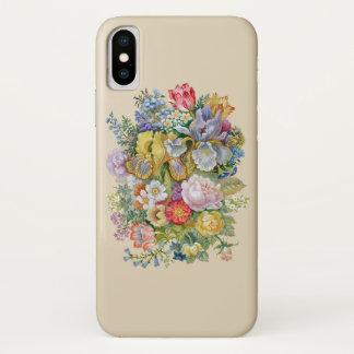 Flower Bouquet iPhone X Case