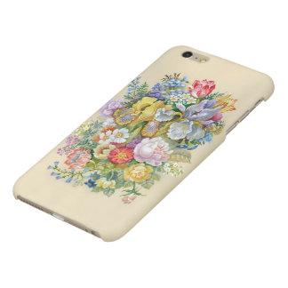 Flower Bouquet Matte iPhone 6 Plus Case