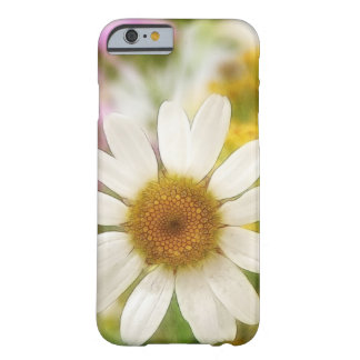 Flower Bouquet - White Daisy Barely There iPhone 6 Case
