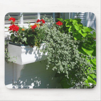 Flower Box Mouse Pad