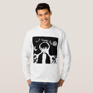Flower Boy Crewneck T-Shirt