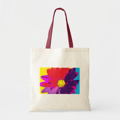 Flower Budget Tote Tote Bag