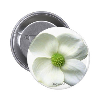 Flower Button Collection - Dogwood