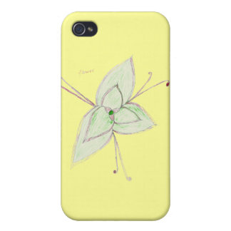 flower case for iPhone 4
