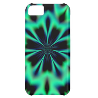 Flower Center Abstract iPhone 5C Case
