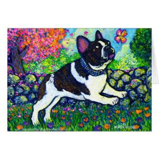 Flower Chaser Card
