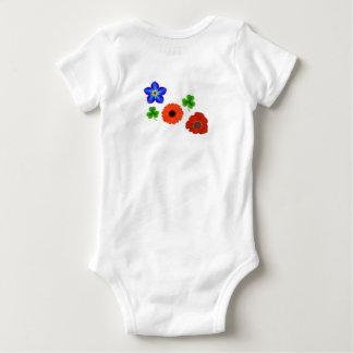 Flower Child Baby Onesie
