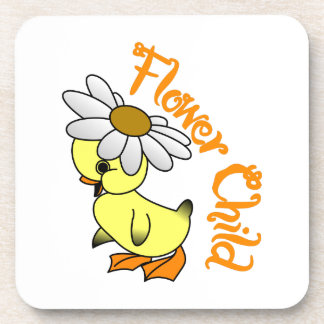 Flower Child Drink Coaster