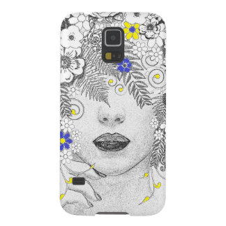 Flower Child Galaxy S5 Covers