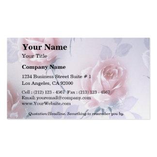Flower chorus business card