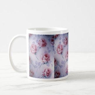 Flower chorus coffee mugs