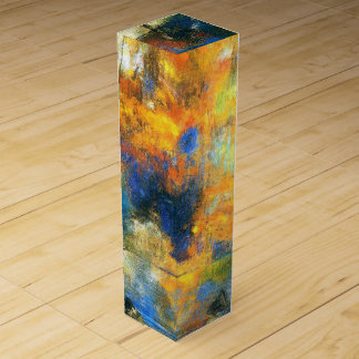 Flower Clouds - Odilon Redon painting Wine Gift Box