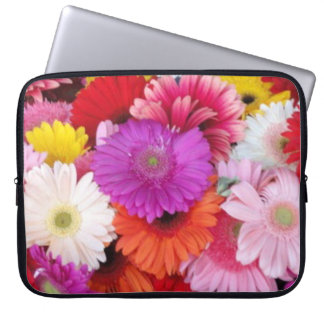 flower computer sleeve