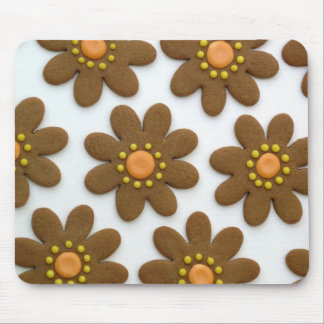 Flower Cookie Mousepad