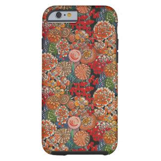 Flower Crazy iPhone 6 Case Tough iPhone 6 Case