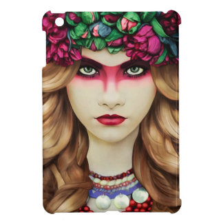Flower Crown iPad Mini Covers