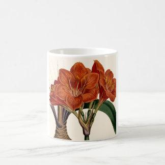 Flower Curtis Botanical Tote Coffee Mug