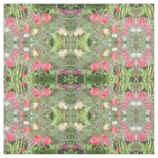 Flower Dapple 2B Cotton Fabric