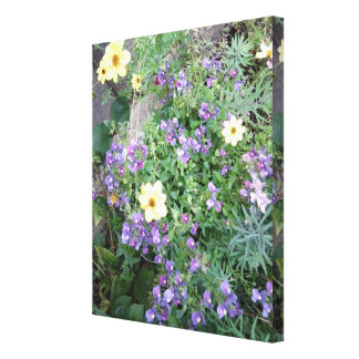 Flower Dapple 771 Canvas Print